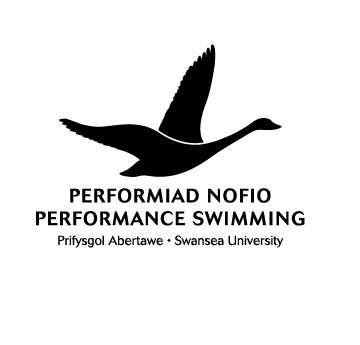 Swansea University Swimming Performance Logo.